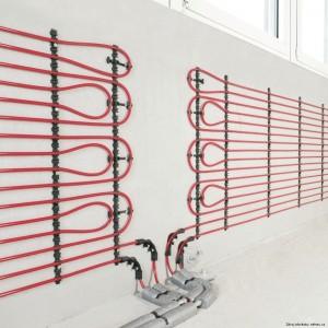 stěnové vytápění 2